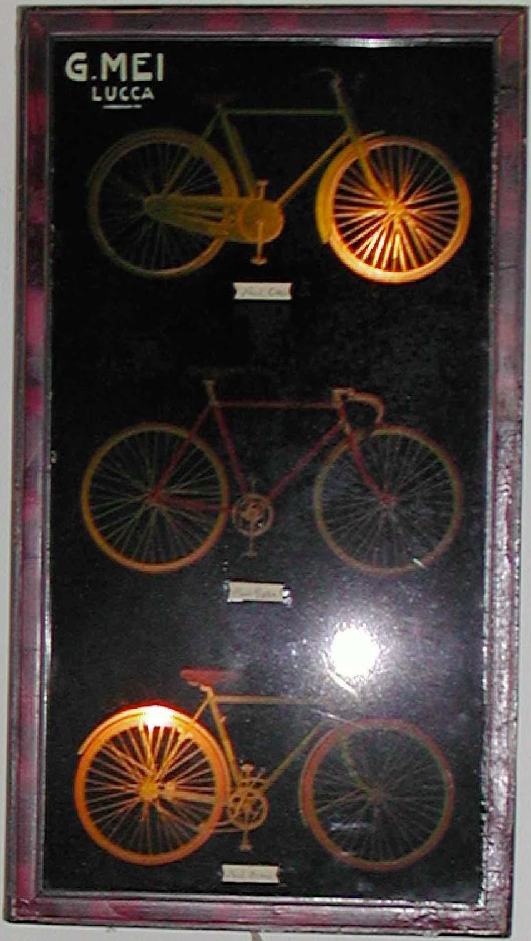 """Original Bell /""""Umberto/"""" Bronzed"""