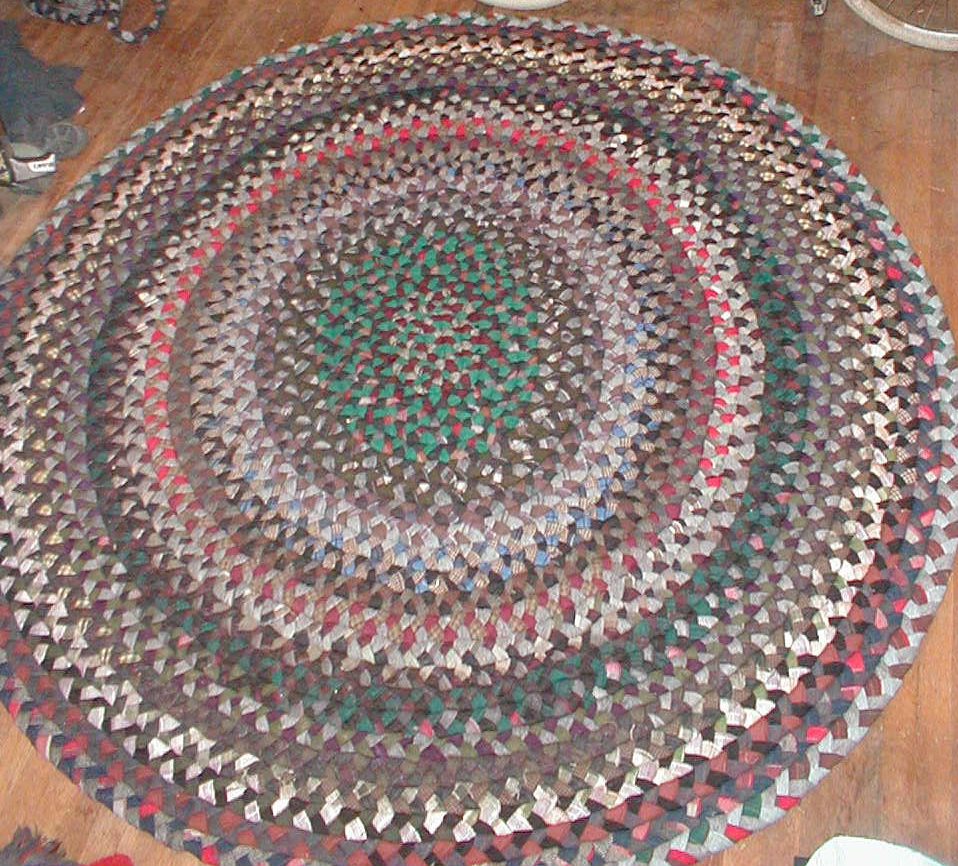 Progress of the rug