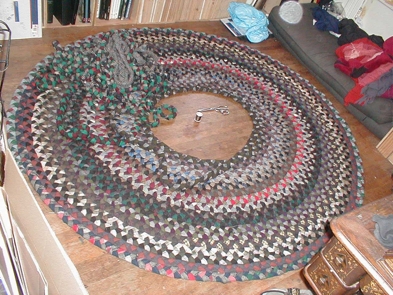 Braided Rug Project