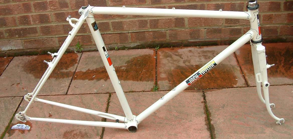 fork braze-on for dynamo lamp? - Bike Forums